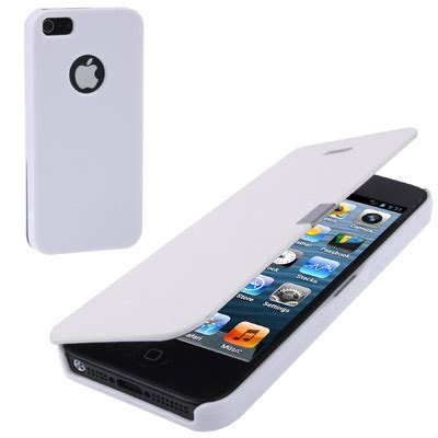 Pengiriman Cepat Flower Plastic For Iphone 6 Ps16 White Stok ultra slim flip leather cover with plastic back shell for iphone 5 5s white jakartanotebook