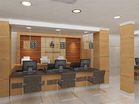 desain meja lobby photo front office pln latumenten front office 2 desain