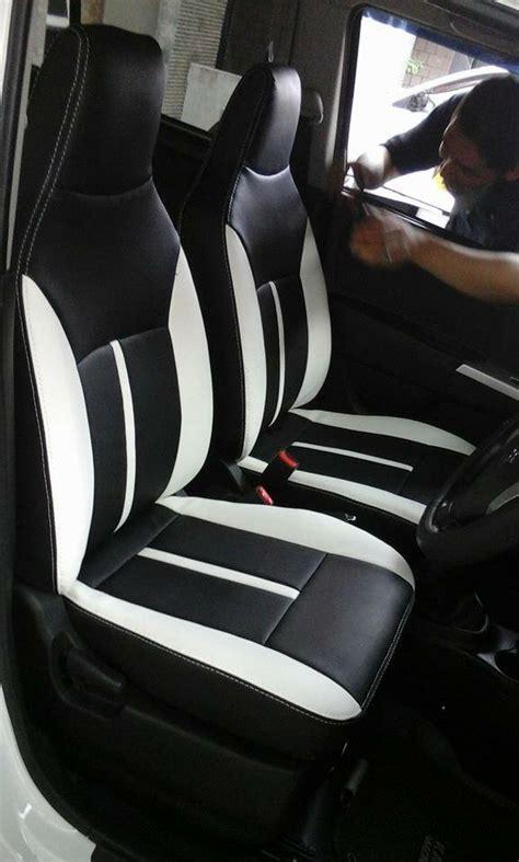 Voucher Pemasangan Jok Mobil jual motif cover jok mobil ayla agya di lapak anugrahjok sintetic leather fikri giasi