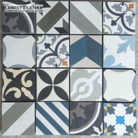 Backsplash Patterns For The Kitchen Cement Tile Shop Blog Encaustic Cement Tile