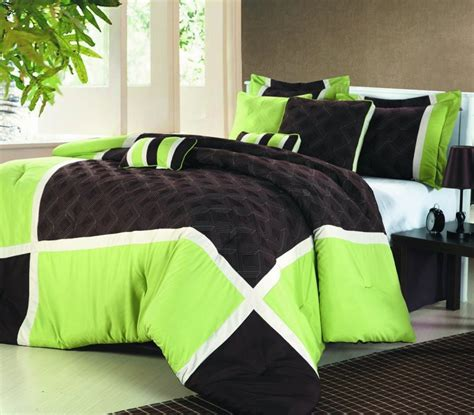 bright l for bedroom bedroom appealing images about lime green brown living