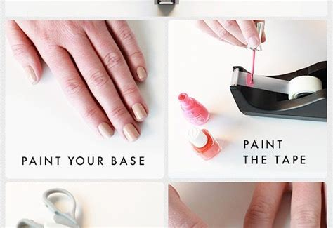 how to decorate nails at home how to design nails at