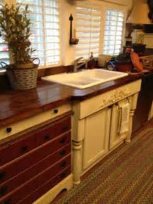 old world manufactured home kitchen remodel
