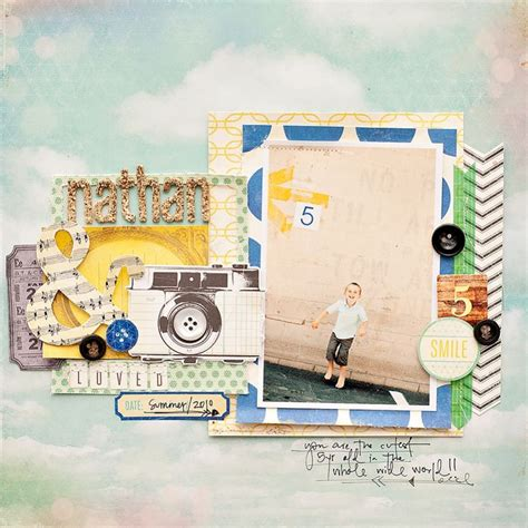 scrapbook layout sites 16 best crate paper maggie holmes images on pinterest