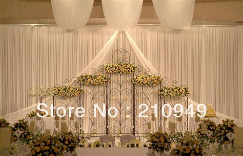 Wedding Backdrop Cheap by 8 Best Images Of Cheap Backdrops For Weddings Cheap