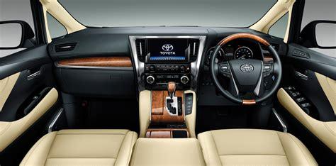 Upholstery Dashboard by 2015 Toyota Alphard Interior Dashboard Japan Indian