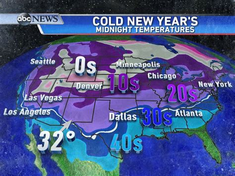 new year s forecast fox59 new year s forecast brings the big chill to nation