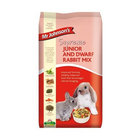 Ae102 Rabbit And Fruit Food 1 Kg mr johnson s tropical fruit rabbit 2 25kg