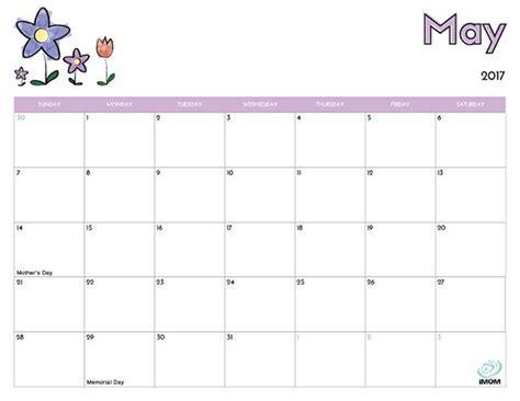 printable calendar imom 2017 2017 printable calendar for kids printable calendars