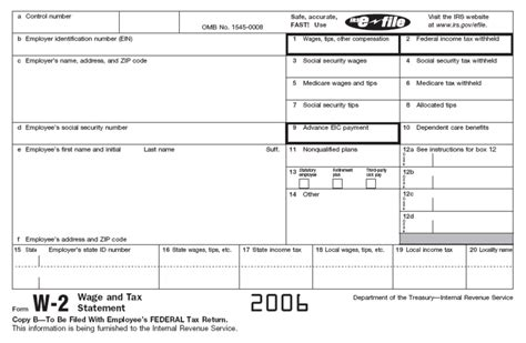 section 105 irs file form w 2 2006 png wikimedia commons