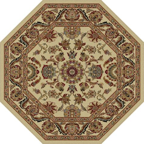 octagon rugs 7 tayse rugs sensation brookville 7 10 octagon area rug home home decor rugs