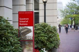 Questrom Mba Commencement Graduate by Questrom Advances 6 Spots In 2018 Economist Ranking