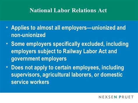 National Labor Relations Act Section 8 by Employee Complaints On And Social Media Policies