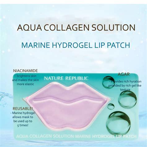 Aqua Collagen sr 18 nature republic