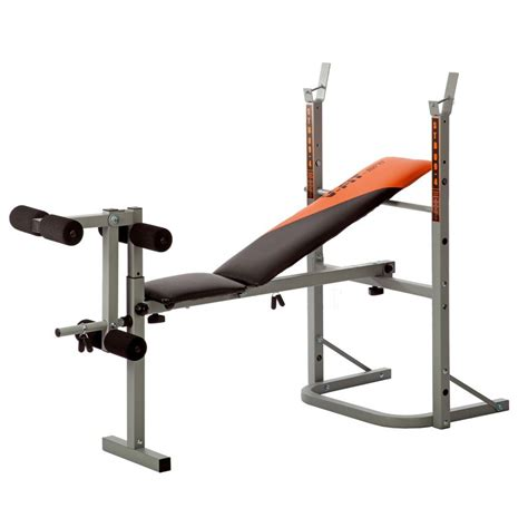 workout bench and weight set v fit stb09 1 folding weight bench with 50kg cast iron