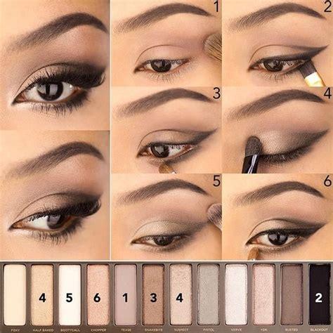 eyeshadow tutorial using w7 how to do simple and elegant makeup mugeek vidalondon