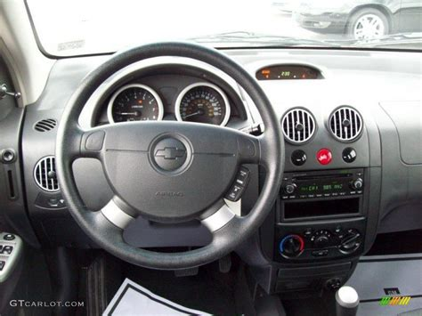 Chevrolet Aveo 2006 Interior by 2006 Chevy Aveo Sedan Interior 2006 Chevrolet Aveo Sedan