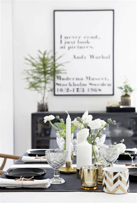 White Home Decor by With Black And White Home Decor Ideas