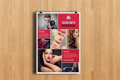 template flyer model 15 photography flyer template psd for studio