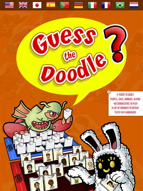 doodle guessing guess the doodle updated languages added invedars