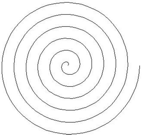 spiral template 309 spiral