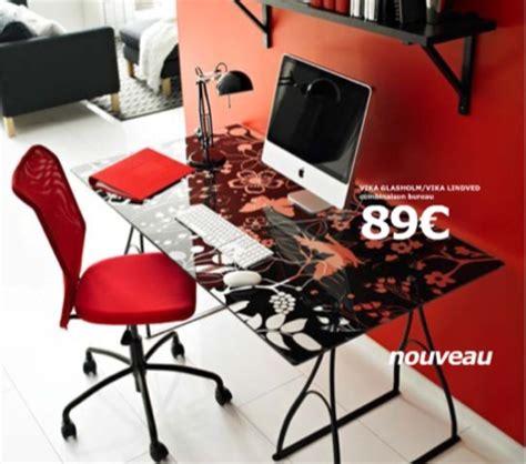 Bureau En Verre Grav 233 Ikea Vika Bureau Verre Ikea