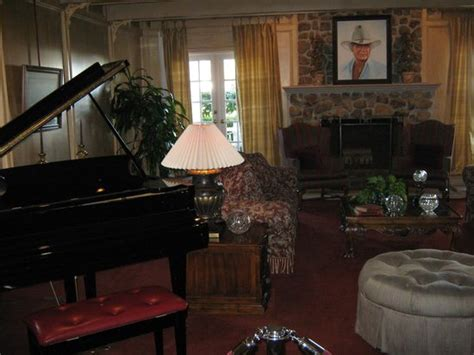 southfork ranch the main living room inside the house picture of