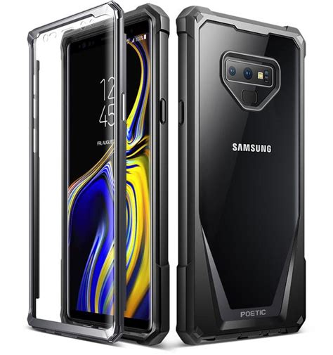 guardian 2018 samsung galaxy note 9 poetic cases