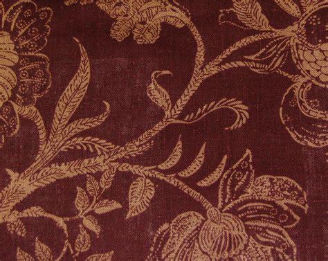 collier cbell fabrics batik tree woodlands