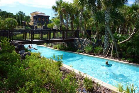 The Pools at Four Seasons Resort Orlando at Walt Disney