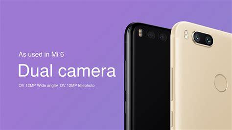 Xiaomi Mi 5x Gold 32 Gb 4 Gb xiaomi mi 5x 5 5 inch 4gb 32gb smartphone gold