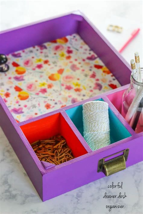 Colorful Desk Organizers Colorful Drawer Desk Organizer Colorful Desk Organizers