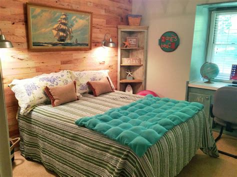 beach themed room  bella tucker decorative finishes