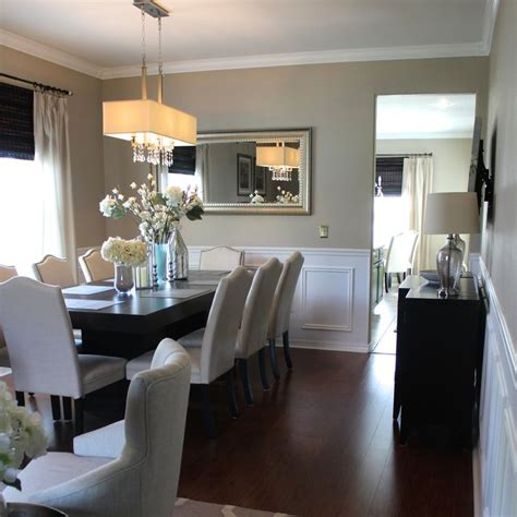 Wainscoting Height Dining Room by Best 25 Faux Wainscoting Ideas On Wainscoting