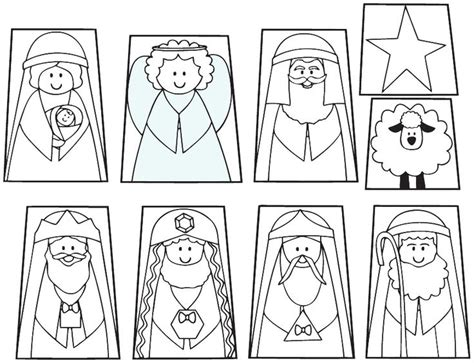 Nativity Templates Printable New Calendar Template Site Nativity Letter Template