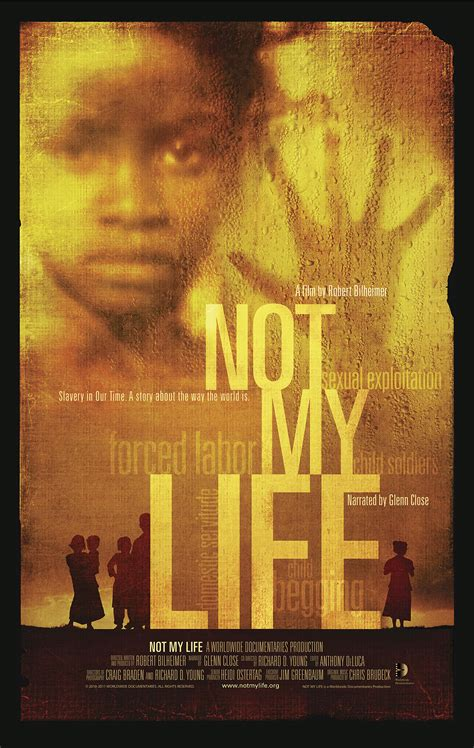 biography documentary films not my life wikipedia