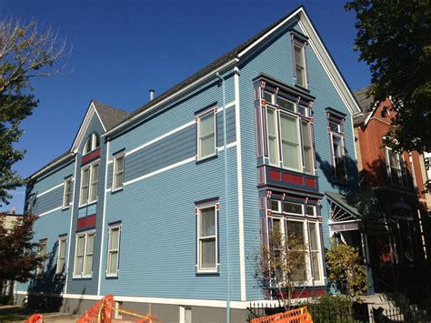 how often to repaint house how often do you want to repaint a victorian multicolor