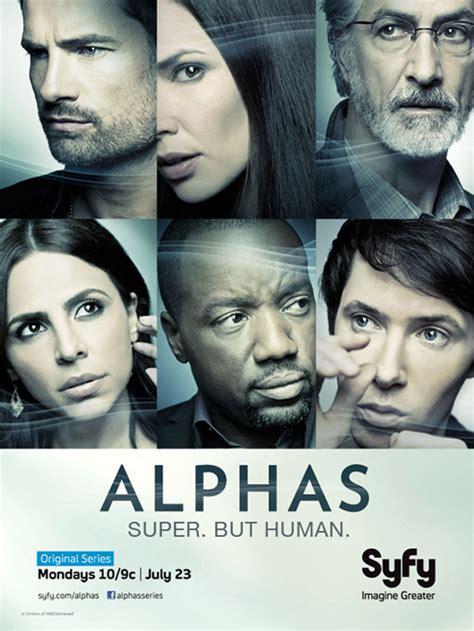 alpha imdb alphas tv series 2011 2012 cast crew imdb