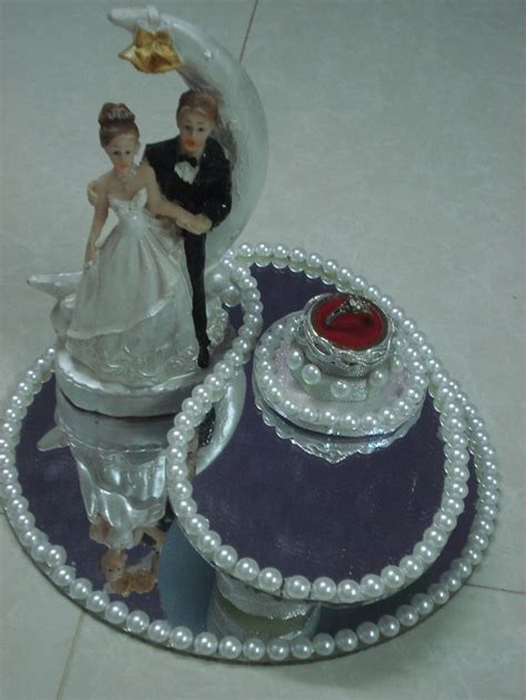 pearl tray engagement tray   wedding decorations