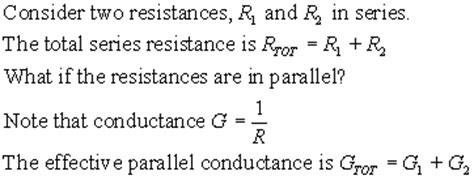 tolerance of resistors in series and parallel tutorial