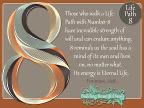 numerology 8 path number 8 numerology meanings