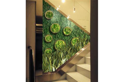 piante interne decorare una scala con le piante livingcorriere