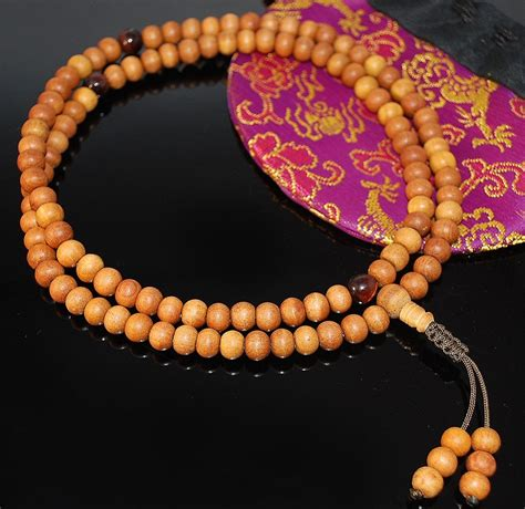 mala prayer sandalwood mala designs