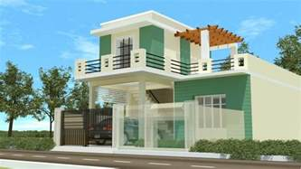 Indian House Plans With Photos by Duplex House Designs Best For 2017 Youtube