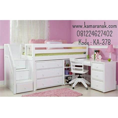 Tempat Tidur Kombinasi Meja Blajar 97 best images about kamar tidur anak on models hello and baroque