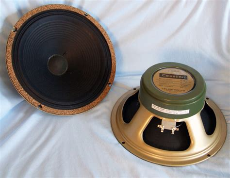 bench speakers test bench celestion g12h greenback 12 guitar speaker