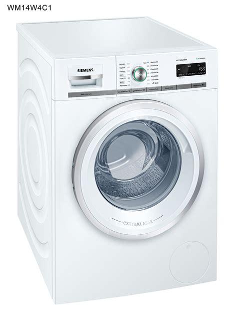 Waschmaschine Miele Oder Siemens 3162 by Siemens Extraklasse Waschmaschine Wm14w4c1 Vs Elektro