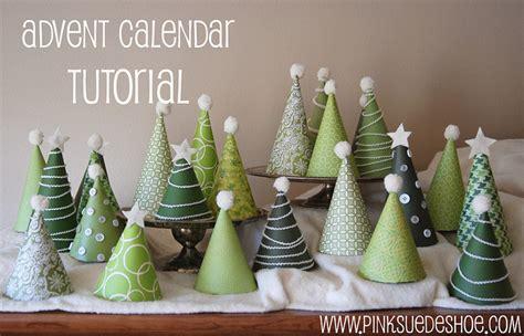 costruire candele come fare calendario dell avvento con coni di carta tutorial