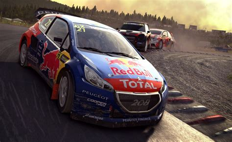 Dirt Rally Pc Steam multiplayer rallycross mode added to dirt rally early access on steam vg247