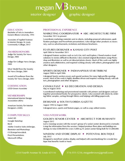 resumes with color templates franklinfire co